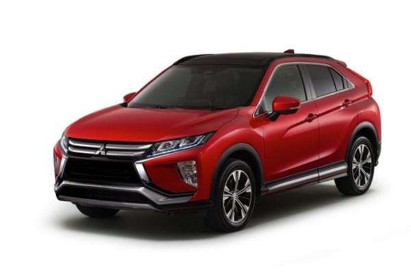Mitsubishi Eclipse Cross 2021 Automatic / GLX New Cash or Installment