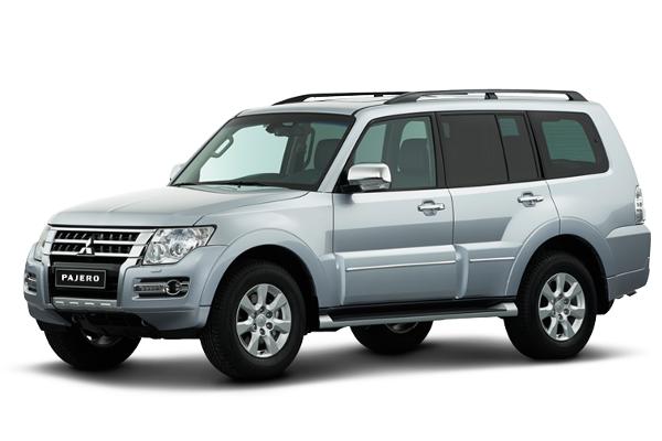 Mitsubishi Pajero 2021 Automatic /  GLX 5 Door Base New Cash or Installment