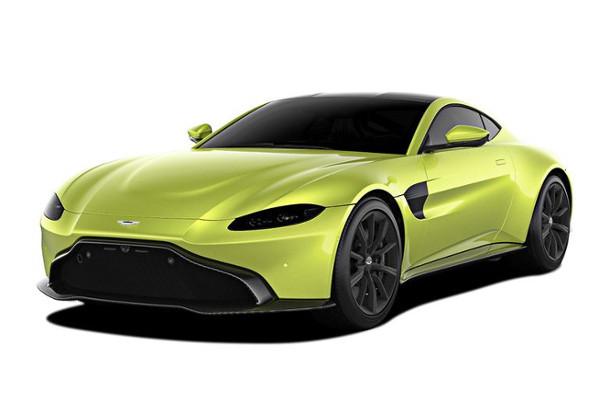 Aston Martin Vantage 2021 Automatic New Cash or Installment