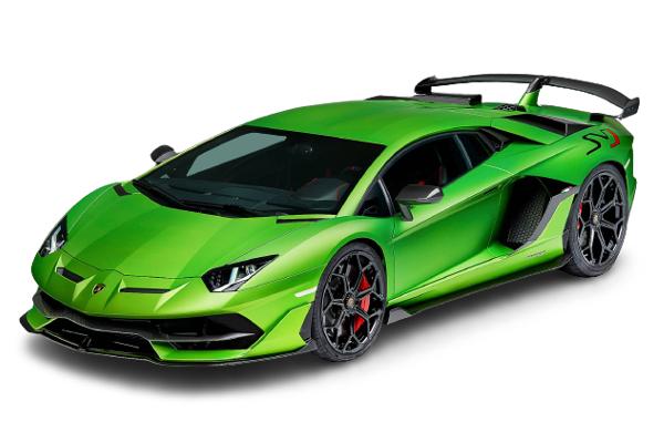 Lamborghini Aventador 2021 Automatic / LP770-4 Coupe New Cash or Installment