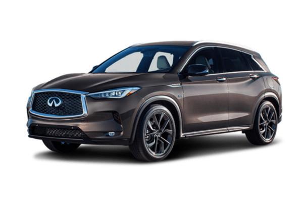 انفينيتي QX50 2021 اتوماتيك    / Luxe FWD جديدة للبيع و بالتقسيط