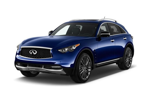 Infiniti QX70 2021 Automatic / Luxe Sensory New Cash or Installment