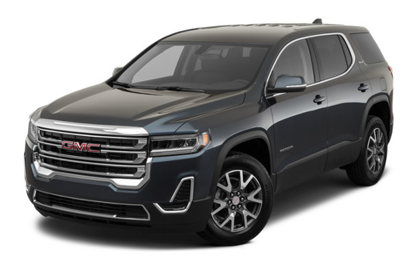 Gmc Acadia 2021 Automatic / SLE2 FWD New Cash or Installment