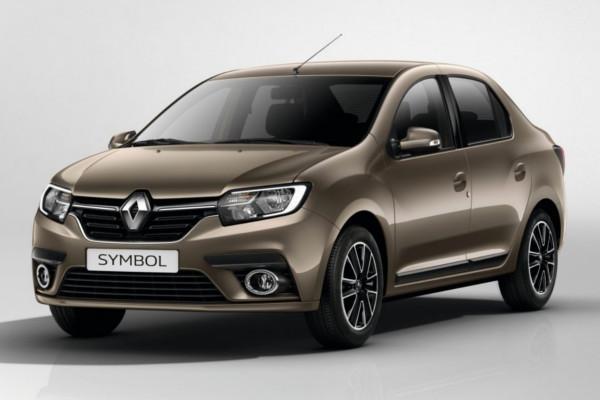 Renault Symbol 2021 Automatic / PE New Cash or Installment