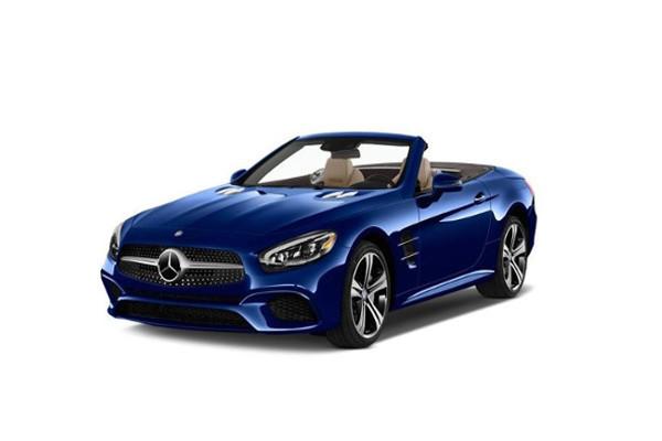 Mercedes SL Class 2021 Automatic / SL 500 New Cash or Installment