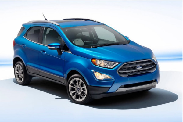 Ford EcoSport 2021 Automatic   / Ambiente New Cash or Installment