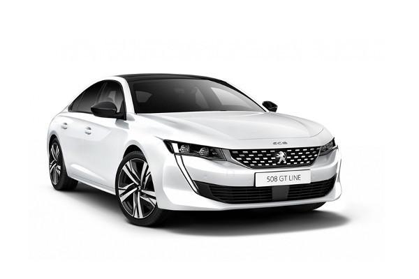 Peugeot 508 2021 A/T / Allure New Cash or Installment
