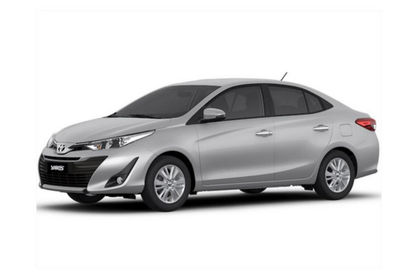 Toyota Yaris 2021 Automatic    /  Y CVT New Cash or Installment