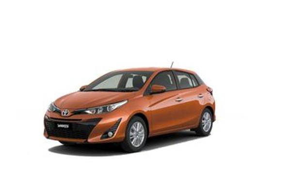 تويوتا ياريس 2021 اتوماتيك       /  SE Hatchback جديدة للبيع و بالتقسيط