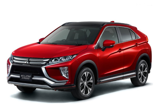 Mitsubishi Eclipse Cross 2021 A/T / Instyle New Cash or Installment
