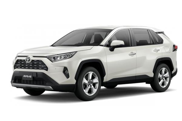 Toyota Rav 4 2021 Automatic   / A2 4x4 New Cash or Installment