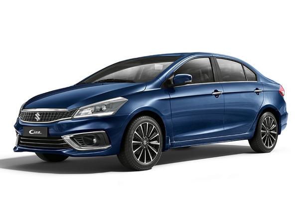 Suzuki Ciaz 2021 A/T / GLX New Cash or Installment
