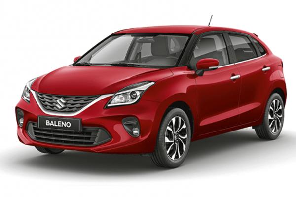 Suzuki Baleno 2021 Automtic New Cash or Installment
