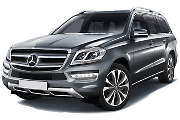 Mercedes GL Class 2016 Automatic / full option GL 500 2016 New Cash or Installment
