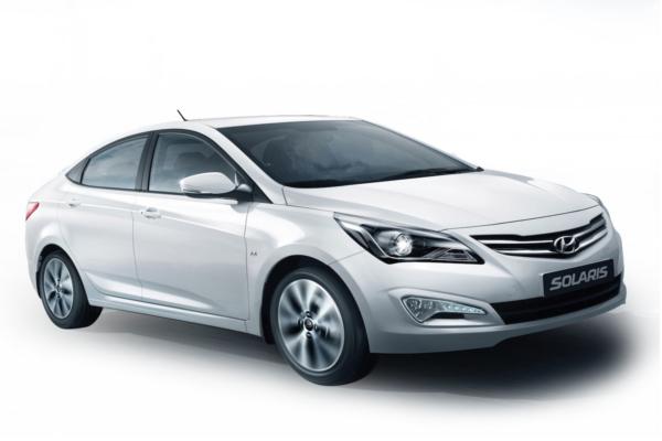 Hyundai Solaris 2016 Active Automatic Full Option Gl New Cash Or Instalment
