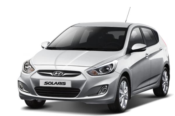 Hyundai Solaris 2016 At Gl Active 5 Drs New Cash Or Instalment