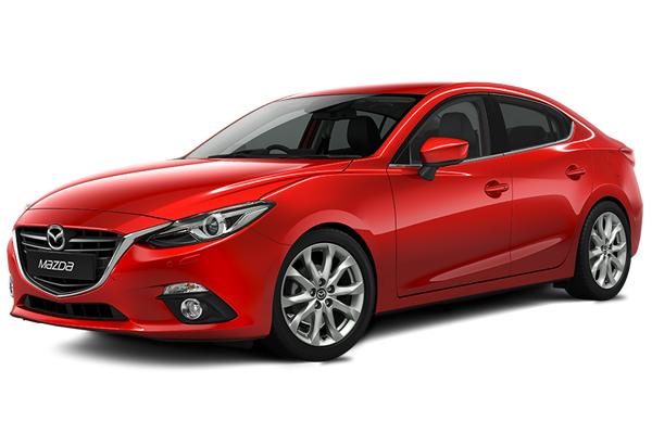 Mazda Mazda 3 2017 Sedan At Highline New Cash Or