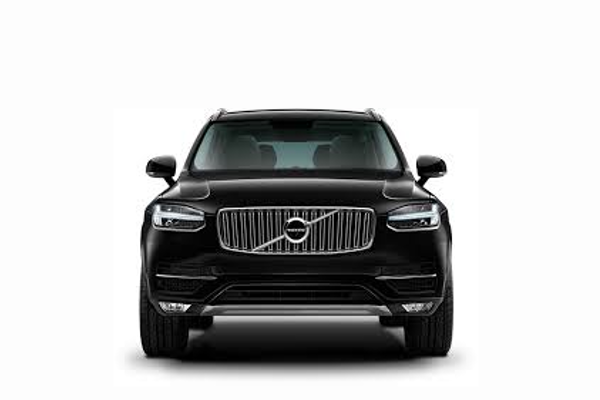volvo xc90 2017 automatic full option t5 r design new. Black Bedroom Furniture Sets. Home Design Ideas