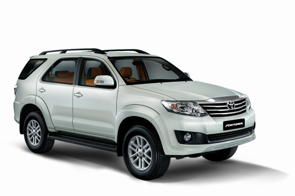 Toyota Fortuner 2017 Full Option Automatic New Cash Or