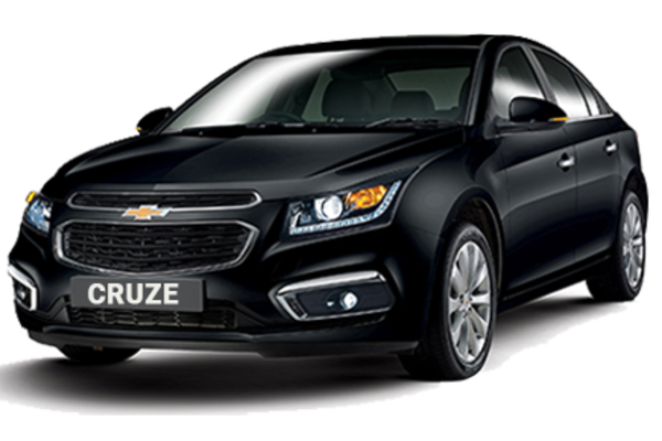 Chevrolet Cruze 2017 Automatic / full option  H/L New Cash or Installment