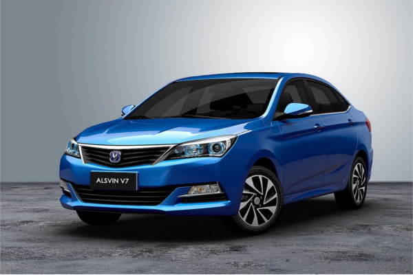 Changan V7 2018 Automatic / Luxury New Cash or Installment