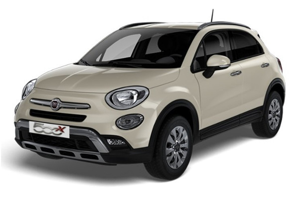 fiat 500 x 2018 a t lounge new cash or instalment hatla2ee. Black Bedroom Furniture Sets. Home Design Ideas