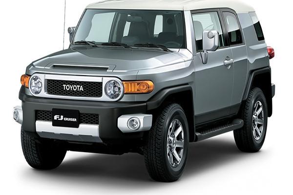 Toyota FJ 2018 Automatic / VXR New Cash or Instalment
