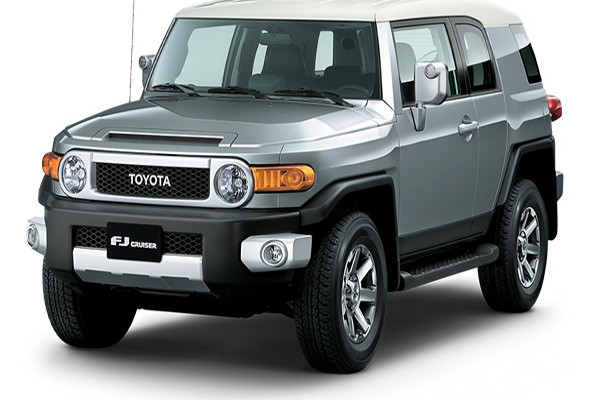 Toyota FJ 2018 Automatic / EXR New Cash or Instalment