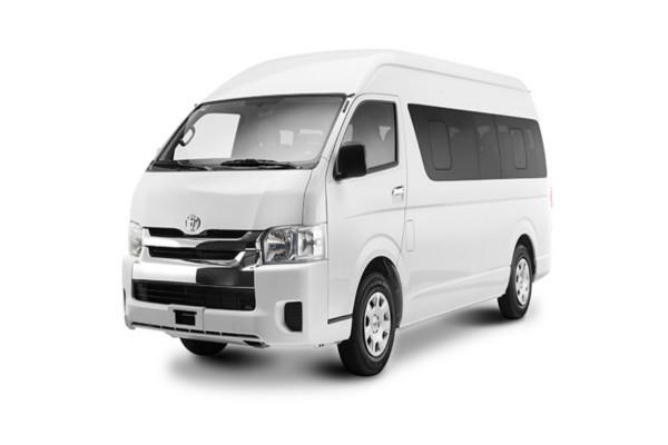 Toyota Hiace 2018 manual / Panel Van High Roof LWB New Cash or Installment