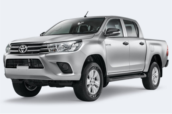 Toyota Hilux 2018  Automatic / 2.0L Double Cab 4x2 Top Spec New Cash or Instalment