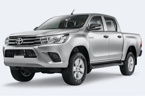 Toyota Hilux 2018 Automatic / Double Cab 4x4 New Cash or Instalment
