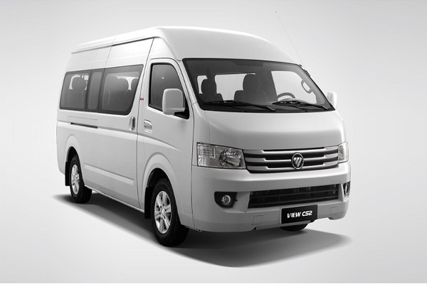 Foton View 2018 Manual / C Panel Van New Cash or Instalment