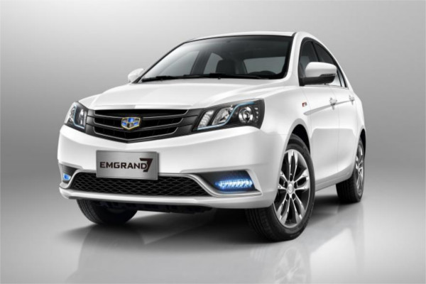 Geely Emgrand 7 2018 ِAutomatic  /  Base New Cash or Instalment
