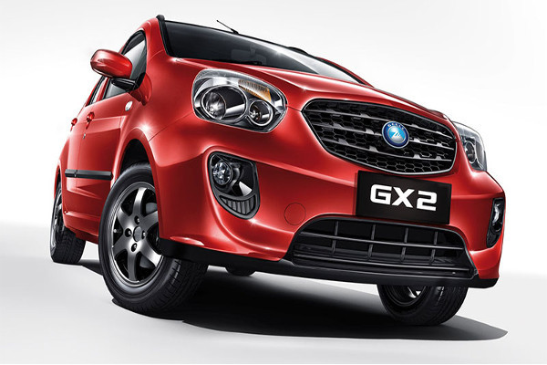 Geely GX2 2018 Automatic / GL New Cash or Installment