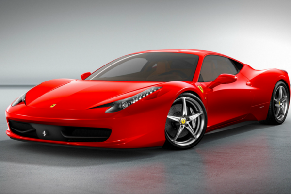 Ferrari 458 2018 Automatic / Spider New Cash or Instalment