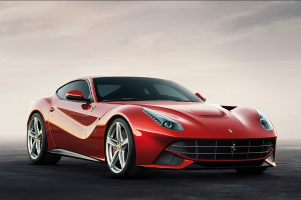 Ferrari F12 Berlinetta 2018 Automatic /  Coupe New Cash or Installment