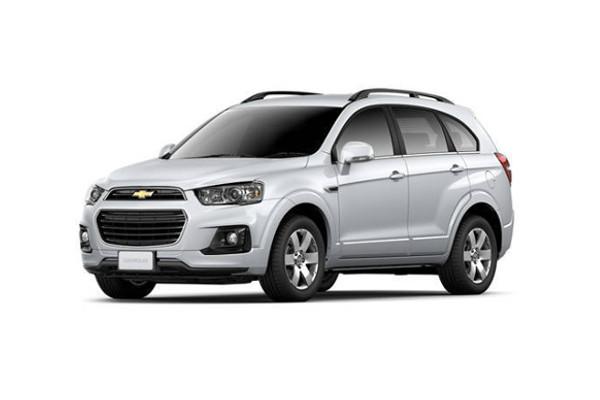 Chevrolet Captiva 2018 Automatic / LS FWD New Cash or Instalment