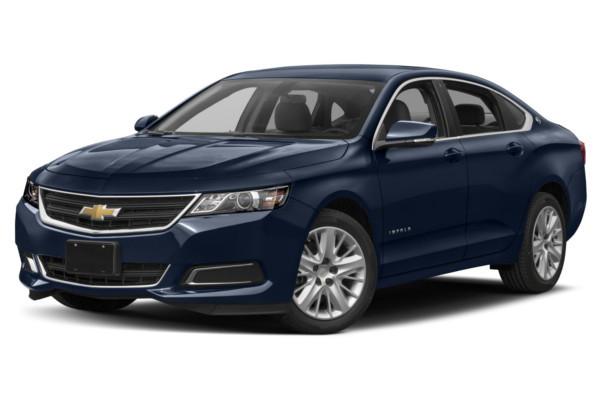 Chevrolet Impala 2018 Automatic  / LS New Cash or Instalment
