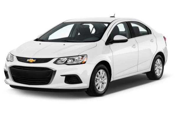 Chevrolet Sonic 2018 Automatic  /  Base Sedan New Cash or Instalment