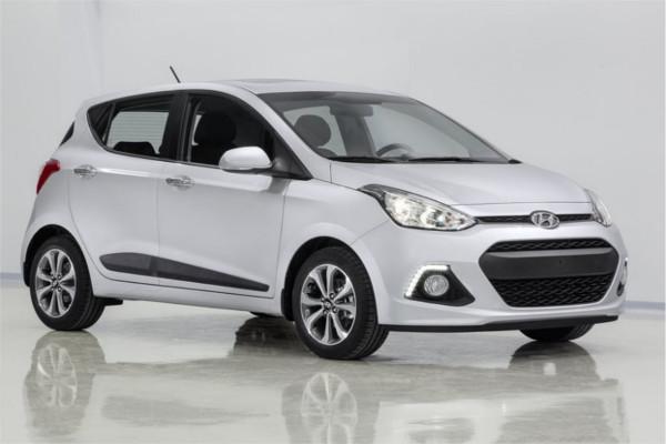 Hyundai Grand i10 2018 Automatic / GL HB New Cash or Instalment