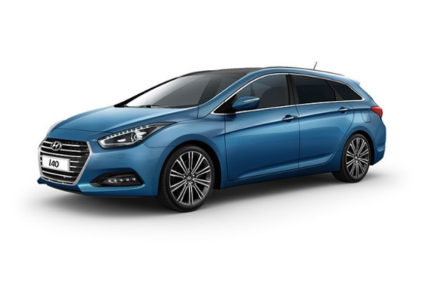 Hyundai I40 2018 Automatic  /  GLS New Cash or Installment