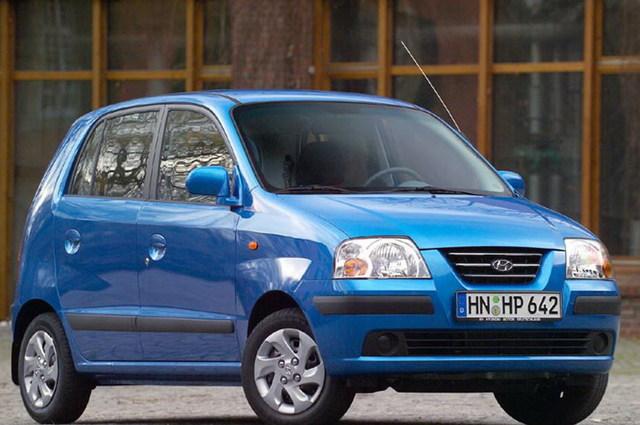 آتوس سيارة هيونداي الصغيرة بسعر يتراوح بين 36 و58 ألف جنيه هتلاقى
