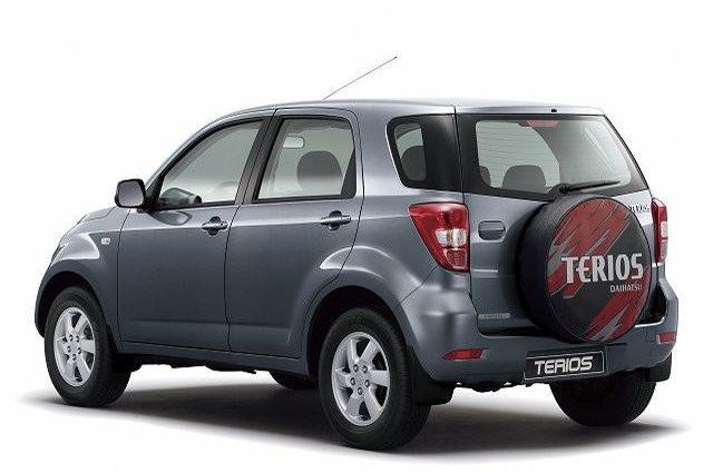 دايهاتسو تيريوس 2008 سيارة Suv صغيرة قدمت بمتوسط 171 ألف جنيه هتلاقى