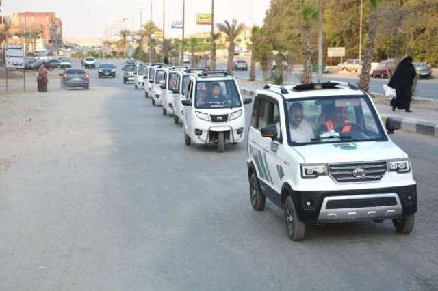 بالصور سيارات ملاكي وتكاتك كهربائية صغيرة ورخيصة في مصر هتلاقى