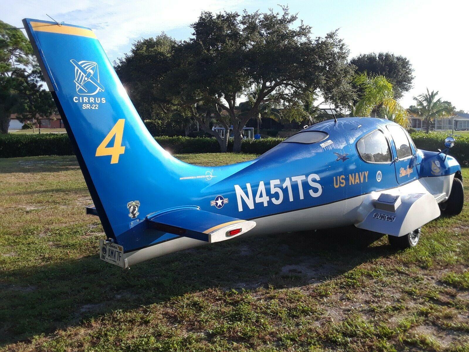 للبيع . . شفروليه تتحول الي طائرة صغيرة على eBay